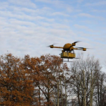 DHL drone will make deliveries to German island starting Friday