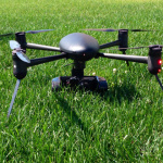 RCMP use drone to find family lost in the woods