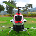 Yamaha Demos Agricultural RoboCopter, But Humans Can't Unleash It Yet