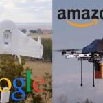 Google Drones In Ecommerce